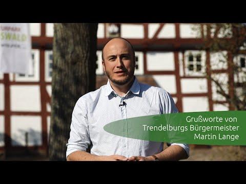 Gru�worte von Trendelburgs Bürgermeister Martin Lange