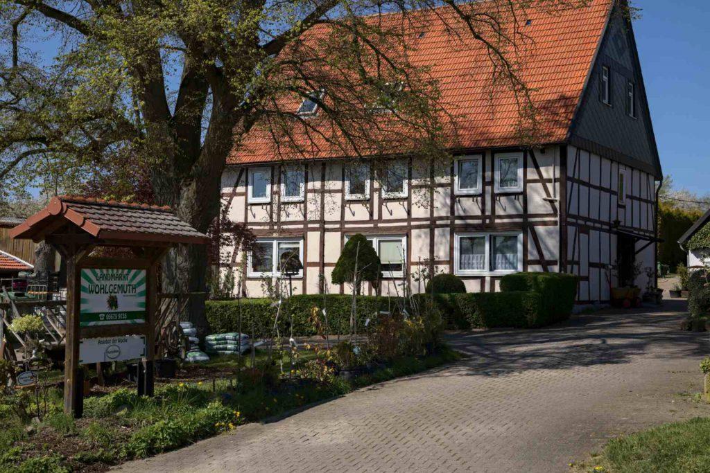 Landmarkt Wohlgemuth