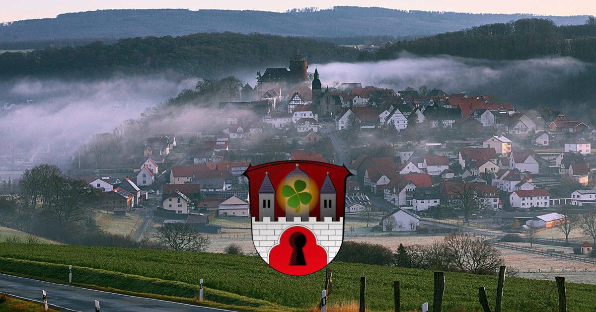 Trendelburgs Schatzkiste Logo Neujahr Webseite